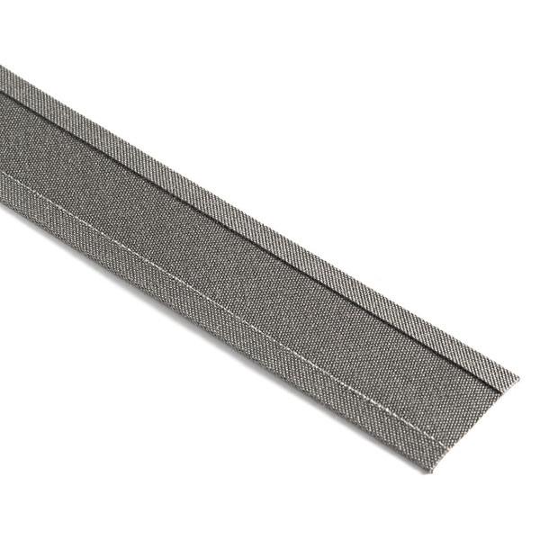 Bias Binding chracoal grey jnb marine textiles