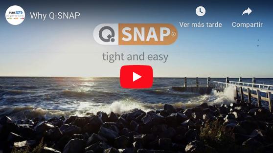 Q-Snap, el mas resistente