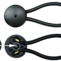 stayput tensor elástico negro